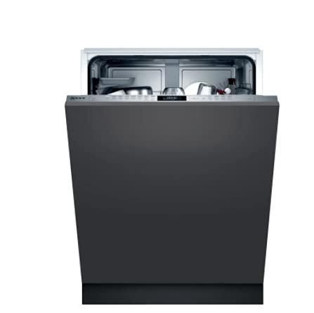 NEFF S257EAX39E XXL-Geschirrspüler vollintegrierbar N70 / 60 cm / Home Connect / Time Light / Open Dry / 8 Programme