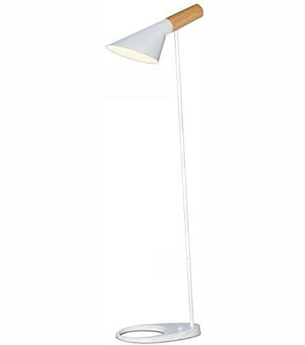 Led woonkamer vloerlamp, Nordic Post-Moderne industriële wind AJ type oogbescherming leeslamp/drukknop schakelaar