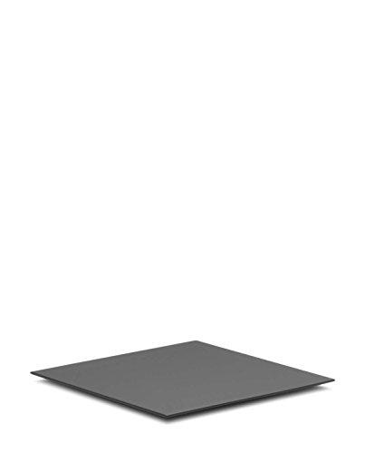 By Lassen Bodenplatte Base für Kubus 4 Schwarz