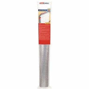 tesa 5 x reflectorfolie voor radiatoren tesamoll 100x70cm zilver