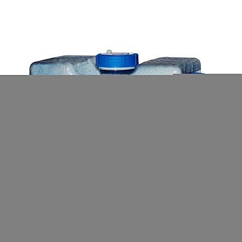 Bagalqio Recipiente De Agua Al Aire Libre Bidón De Agua con Grifo, Recipiente De Almacenamiento De Agua para Viajes De Campo Uso En Automóvil 6/8/13/18 L Refined
