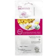 IDC INSTITUTE, Mascarilla hidratante y rejuvenecedora para la cara (Blanco) - 40 gr.12 unidades por caja