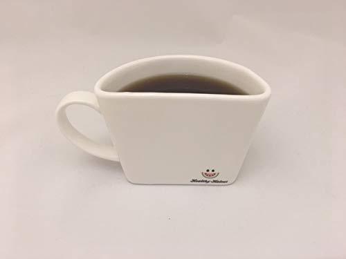 Half Mok Thee Koffie Dieet Afslanken Nieuwigheid Gezond Helften