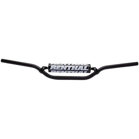 Black Renthal Twinwall 1 1//8 Handlebar Ricky Carmichael Bend Fits: Alta REDSHIFT MX 2017 #997
