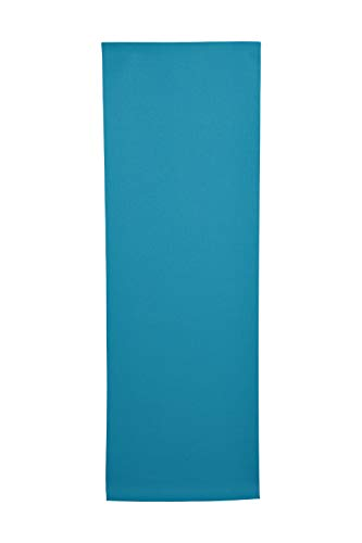 Mountain Warehouse Tappetino da Yoga - 183 cm x 61 cm x 0,4 cm, Fondo Antiscivolo, Facile da arrotolare, Compatto - per Palestra, Pilates, Fitness, Esercizi