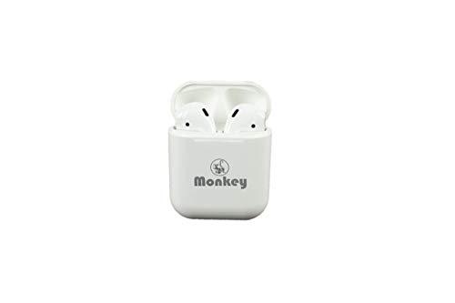 Bluetooth Kopfhörer, Monkey 2020 Modell, Bluetooth Kopfhörer in Ear Bluetooth 5.0 Headset Stereo-Minikopfhörer Sport Kabellose Bluetooth Kopfhörer