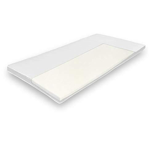 Verapur Matrasoplegger, boxspringbed, bedtopper, comfortschuim, matras, topper, Fresh KTF800 180 x 210 cm