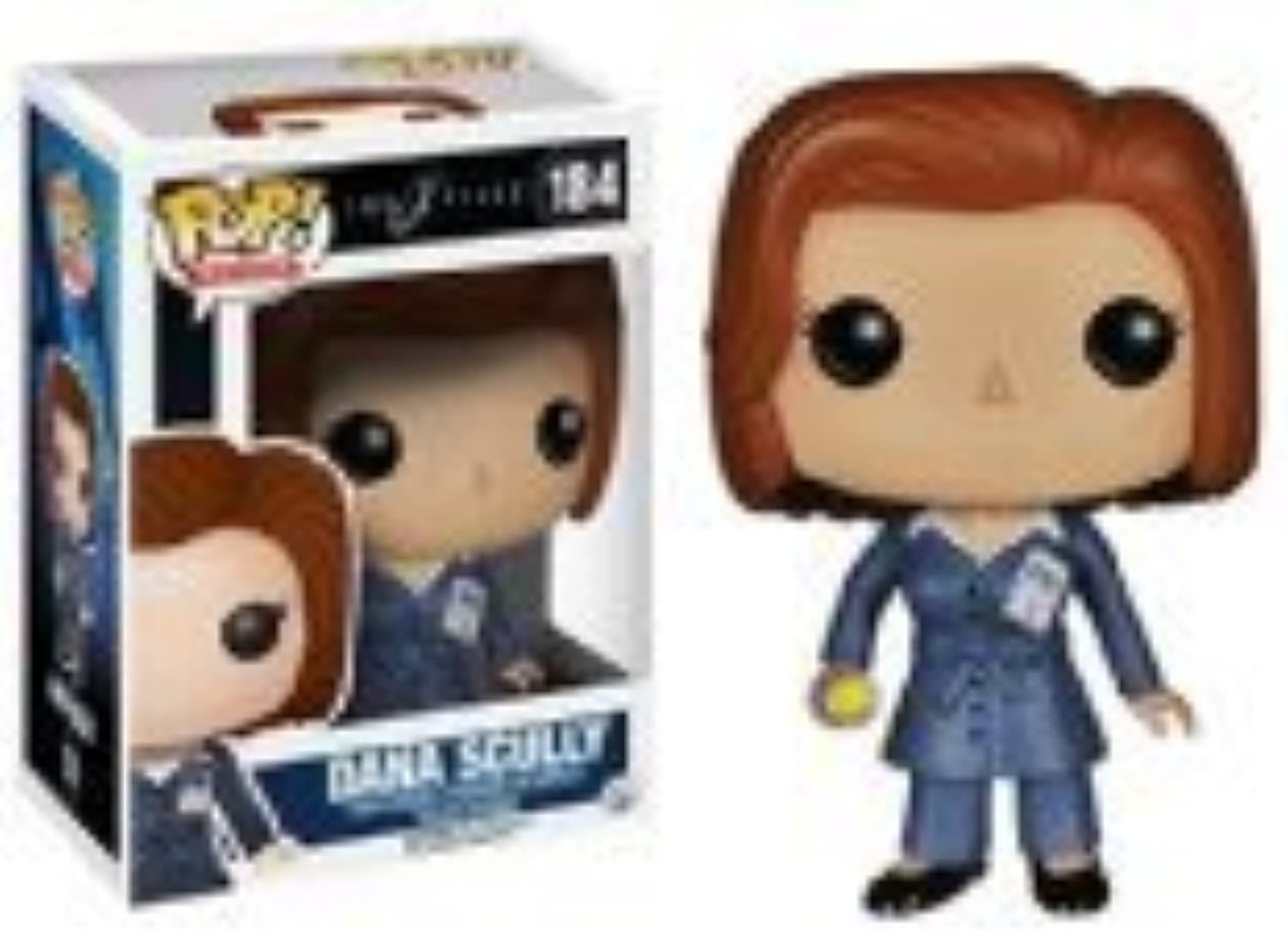 X-Files - Dana Scully by The X Files