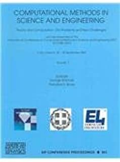 ICCMSE 2007: Volume I and II (AIP Conference Proceedings) (v. 1&2)