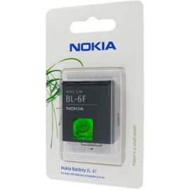 batteria per Nokia BL-6F N78, N79, N95 8GB Li-Ion 1200 mAh