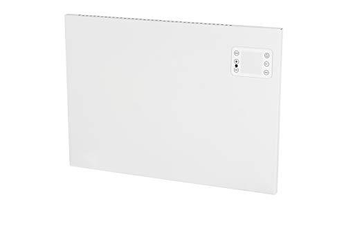 Eurom Alutherm - Calefactor de pared y de pared (800 W, protección contra heladas, control por WiFi)