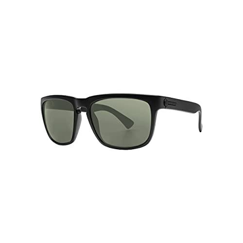 Electric - Knoxville, Sunglasses, Matte Black Frame, Grey Lenses