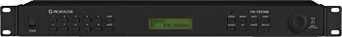 MONACOR FM-102DAB Digitaler Stereotuner für Empfang FM und DAB+