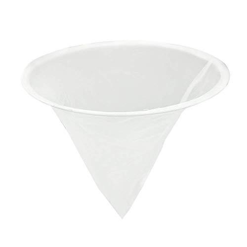 Nicedeal 2pcs Super Fino de Nylon Filtro de contenidos Web Miel Tamiz Filtro de Pantalla Net Apiario Herramientas Equipo de Apicultura de Miel Procesamiento de aspiración y filtración Alimentos