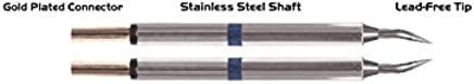 Thermaltronics M60TZ004 Pinzetten-Paar, 30 Grad, Grad, Grad, 0.4 mm, Gebogen B075744V15 | Kostengünstiger  3c546a