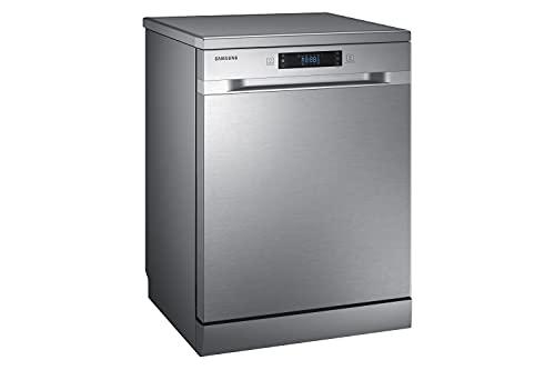 Samsung Elettrodomestici DW60M6050FS Lavastoviglie a Libera Installazione, Acciaio Inox
