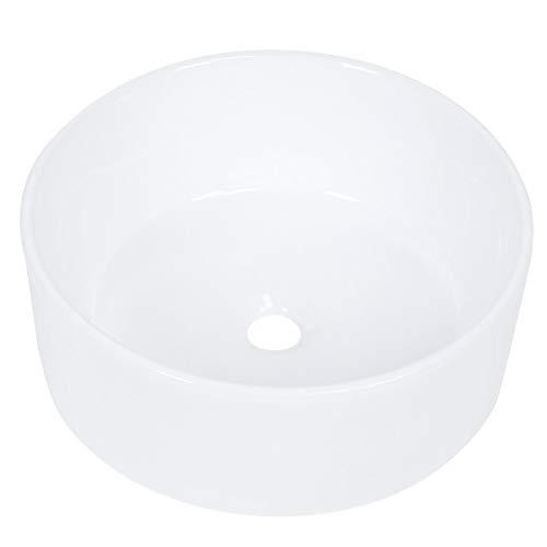 Fregadero de encimera, lavabo de fácil mantenimiento, forma única para el hogar