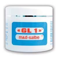 Crema Per Le Mani E Piedi Protettiva Gl1 M&D Salbe Barattolo 500 Ml