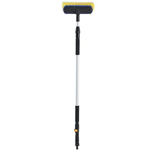 ghfcffdghrdshdfh OY-TS01 Auto Vehicle Telescoping Handvat Wash Brush Uitbreidbare schoonmaakborstel