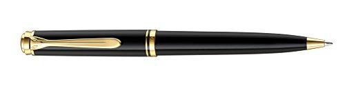 Pelikan 986232 Drehkugelschreiber Souverän K 800, 1 Stück, schwarz