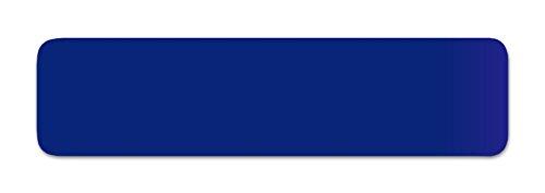 Anhänger Planen Reparatur Pflaster | in vielen Farben erhältlich | 40cm x 10cm | SELBSTKLEBEND | Speed Repair | RAL 5010 enzianblau