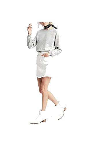 Levi's HR Decon Iconic BF Skirt Falda para Mujer