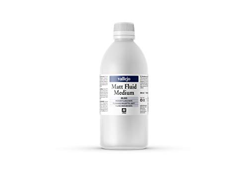 Vallejo Matt Fluid Medium
