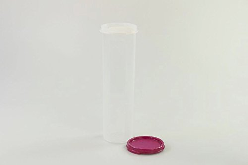 TUPPERWARE Circular 1,1L lila mit Dosiereinsatz Rondovision Trockenvorrat Vorrat
