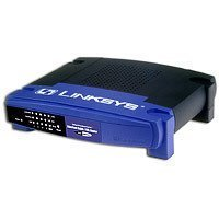 Linksys EtherFast Cable/DSL Router w/4-Port Switch BEFSR41 - Router + 4-port Switch - EN, Fast EN (929088) Category: Routers and Gateways