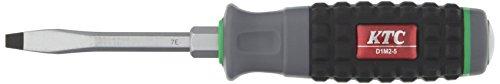 KTC(ケーテーシー)樹脂柄ドライバーマイナス貫通タイプ5mmD1M25