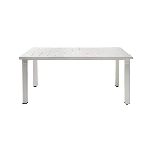 123 SAB Multicoloured - Anthracite table PER3 100x170//195//220cm SCAB GARDINO SPA