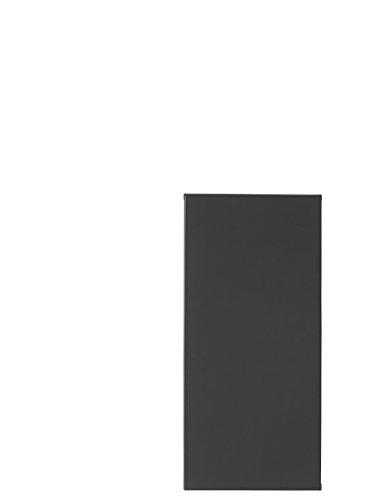 Stella Trading Solo Hängeschrank, Hängeelement, Holzdekor, Graphit, (B/H/T) 35 x 75 x 35 cm