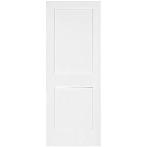 Top shaker interior door slab for 2020