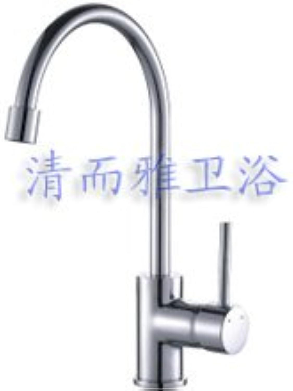 Bijjaladeva Wasserhahn Bad Wasserfall Mischbatterie Waschbecken Waschtisch Armatur für BadBecken-Breite Wasserhahn Messing Wasserhahn Küche Waschbecken qey 4302 Becken erhht 100