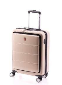 Tech Maleta de Viaje Cabina de Gladiator, 55 cm, 38 L, ABS (Champán)