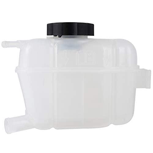 Tanque refrigerante Depósito de refrigerante Depósito de Recuperación de Depósito de Expansión de la Botella 603-385 Compatible con 2010-2017 para..