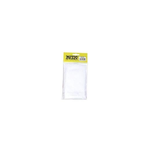 Voilette nylon MEZZO de Couleur : Blanc