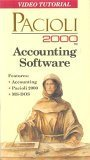 Pacioli 2000 Video Tutorial: Accounting Software (Features: Accounting, Pacioli 2000, MS-DOS) VHS VIDEO