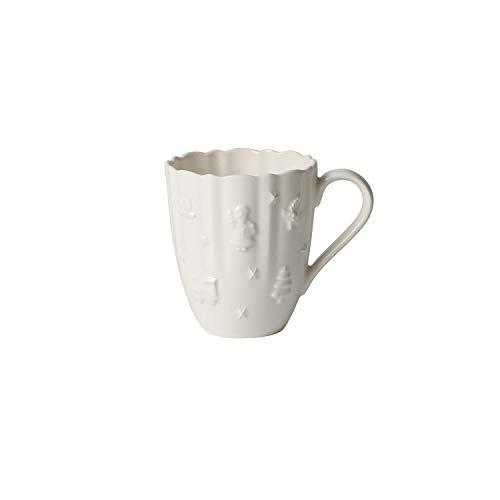 Villeroy White Kaffeebecher,