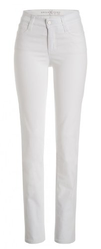 MAC Damen Jeans Dream 5401 white denim D010 (38/34)