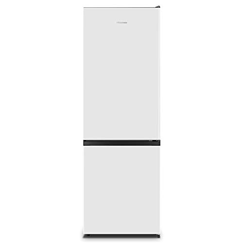 Hisense RB372N4AW1 - Frigorífico Combi No Frost, Clase A+,