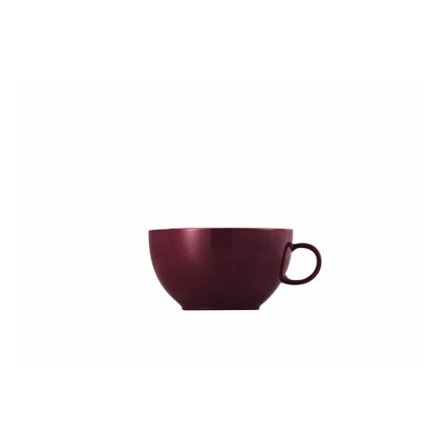 Rosenthal Thomas - Sunny Day Cappuccino - Obertasse - Fuchsia - Rot 0,38 l