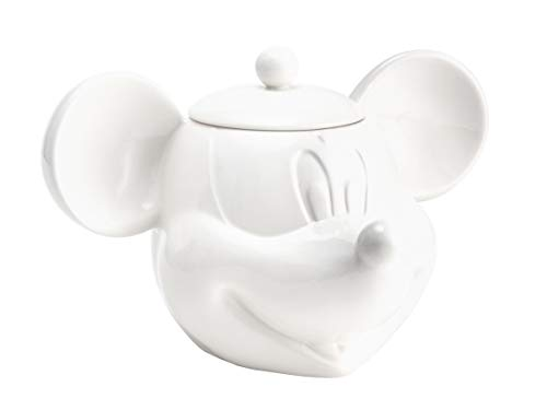 Joy Toy 62132 MICKEY MOUSE 3D KEKSDOSE WEISS 25X17X20 CM