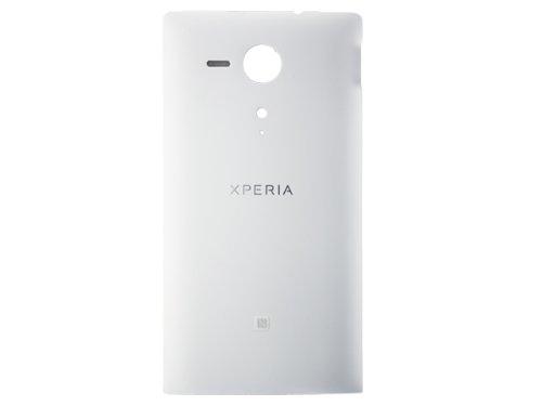 Akkufachdeckel assy-white für Sony Xperia SP