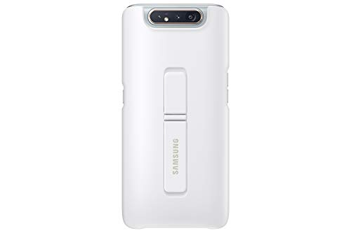 Samsung Galaxy A80 - Standing Cover EF-PA805, white