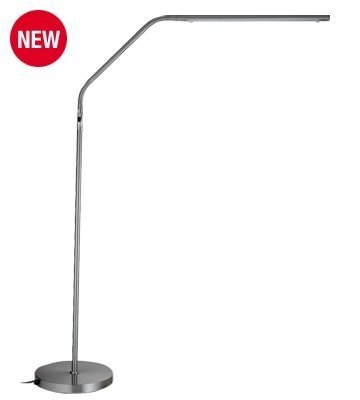 Get Price For Daylight Slimline Floor Lamp D32117 With 11w Energy