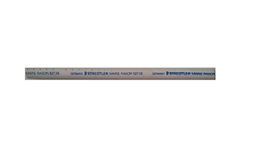 "Staedtler Mars Rasor 52735 Eraser for Drawing Ink on Tracing Paper and Film 1/2"" Dia. 5"" (L) Made in Germany"