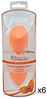 REAL TECHNIQUES -12 MIRACLE COMPLEXION SPONGES