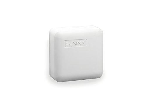 Pyrexx 4260236271445 PX-AR Alarmrelais-zur Steuerung von externen Anwendungen, weiß