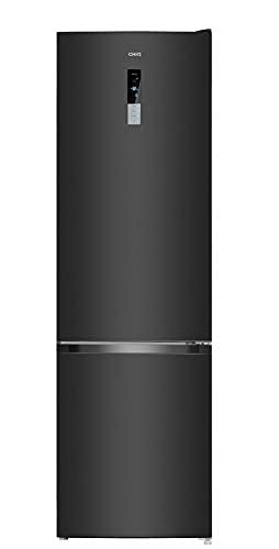 CHiQ Kühlschrank mit Gefrierfach 351L   Kühl-Gefrierkombination No frost mit Inverter Technologie  200 x 59,5 x 63,5 cm (HxBxT)   Ultraleise 41 db   243 kWh/Jahr  12 Jahre Garantie auf den Kompressor